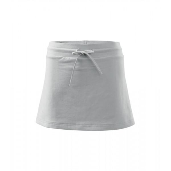 Dámská sukně s všitými kraťasy